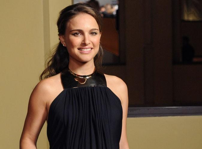 Natalie Portman : le prénom de son fils enfin dévoilé ?