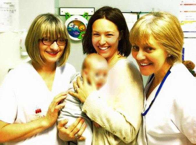 Natasha St-Pier : son petit Bixente bientôt opéré à coeur ouvert