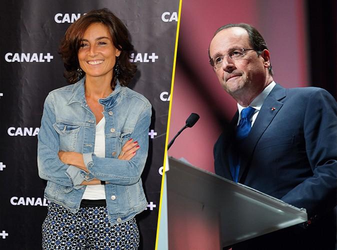 """Nathalie Iannetta dément les rumeurs d'une liaison avec François Hollande : """"Je suis fidèle !"""""""