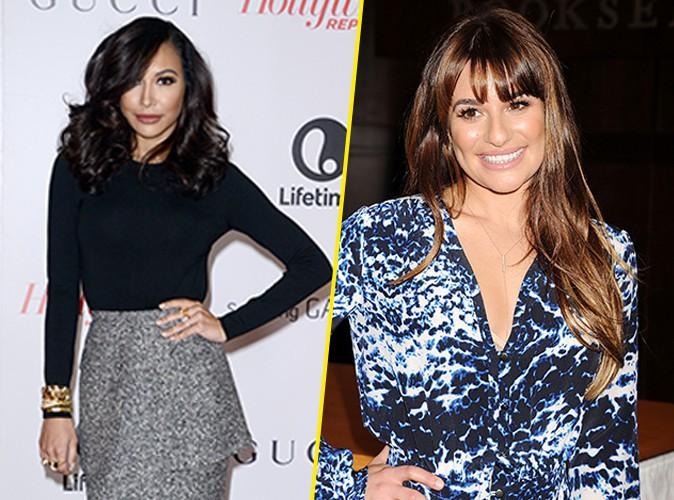 Naya Rivera : toujours en froid avec Lea Michele, elle se moque d'elle et de son nouveau boyfriend !