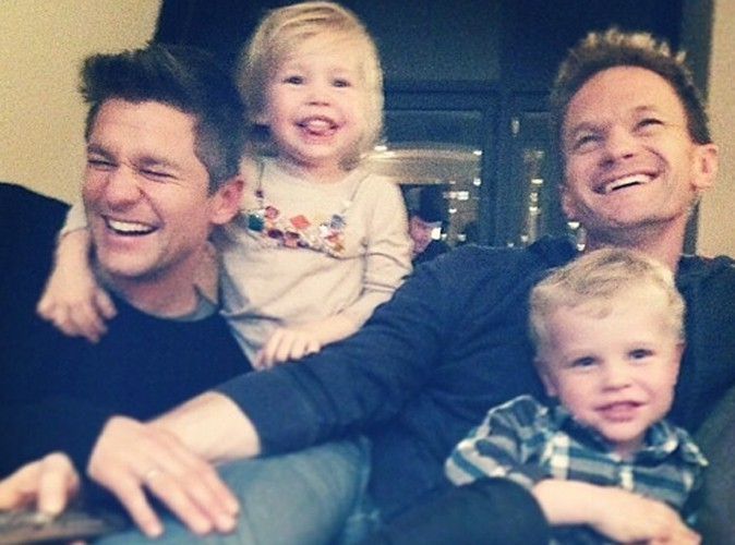 Neil Patrick Harris : nouvelle photo de famille !