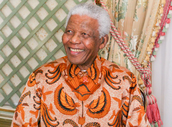 Nelson Mandela : le leader charismatique sud-africain fête ses 95 ans !