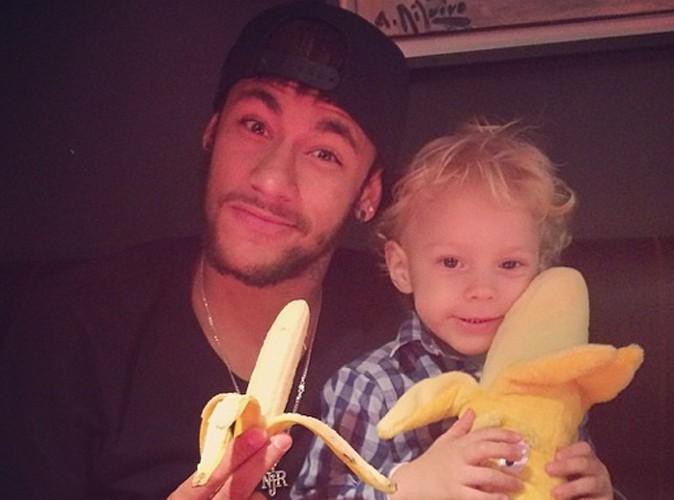Neymar : il peut compter sur son fils pour lutter contre le racisme !