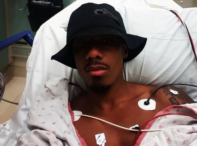 Nick Cannon est hospitalisé !