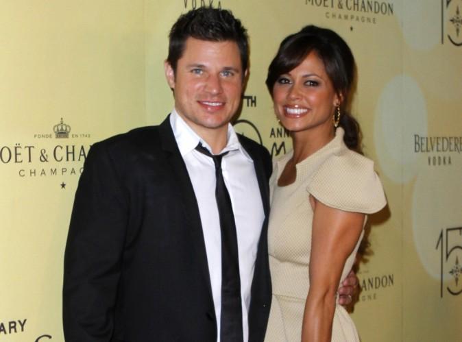 Nick Lachey et Vanessa Minnillo : l'ex de Jessica Simpson et son épouse vont être parents !