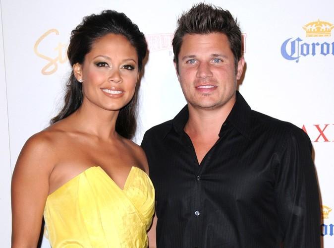 Nick Lachey, l'ex-mari de Jessica Simpson, et la belle Vanessa Minnillo se sont mariés !