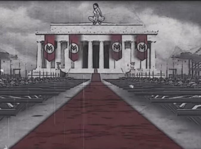 """Nicki Minaj: accusée d'utiliser des références nazis dans sa dernière vidéo""""Only"""" !"""