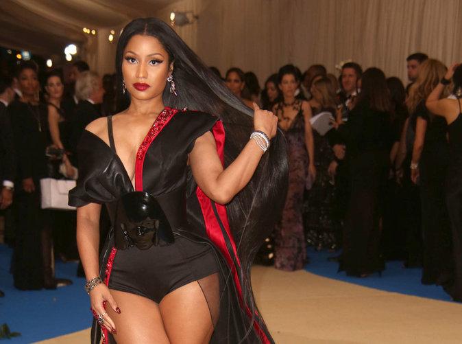 Nicki Minaj : Elle confirme à demi-mot sa relation avec Nas !