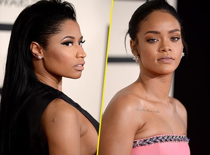 Nicki Minaj et Rihanna : endeuillées...