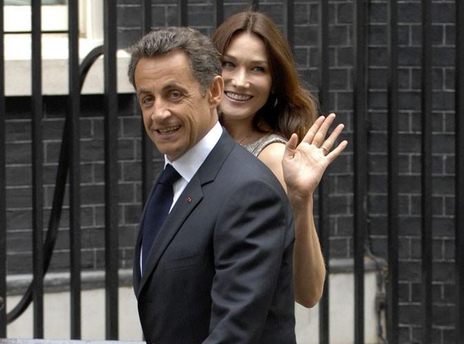 "Nicolas Sarkozy : ""C'est Carla la patronne dans notre couple"" !"