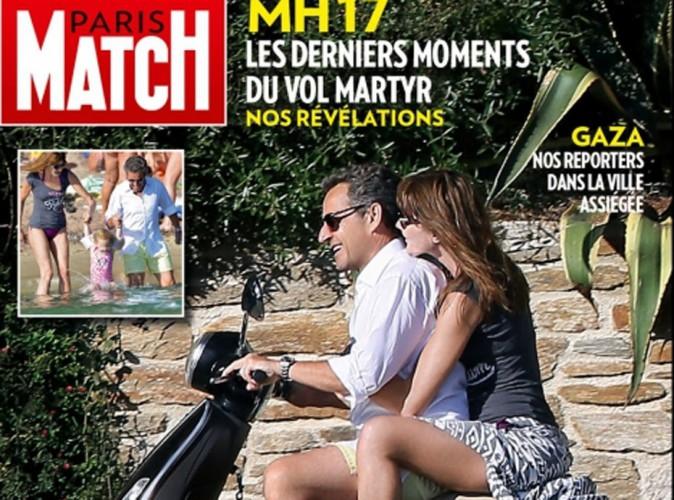 """Nicolas Sarkozy et Carla Bruni : """"deux amoureux en vacances"""" au Cap Nègre !"""