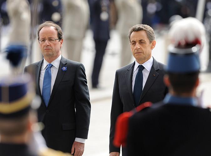 """Nicolas Sarkozy : """"On se demande jusqu'où M. Hollande va abaisser le pays !"""""""