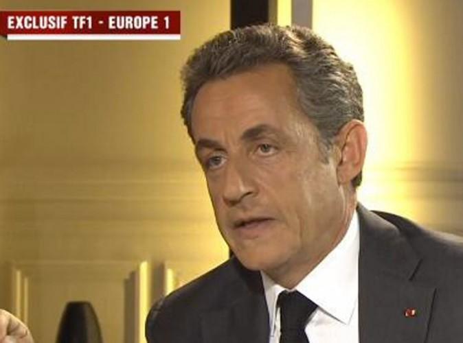 """Nicolas Sarkozy : """"Quand on a rien à se reprocher, on n'a pas peur de s'expliquer"""" !"""
