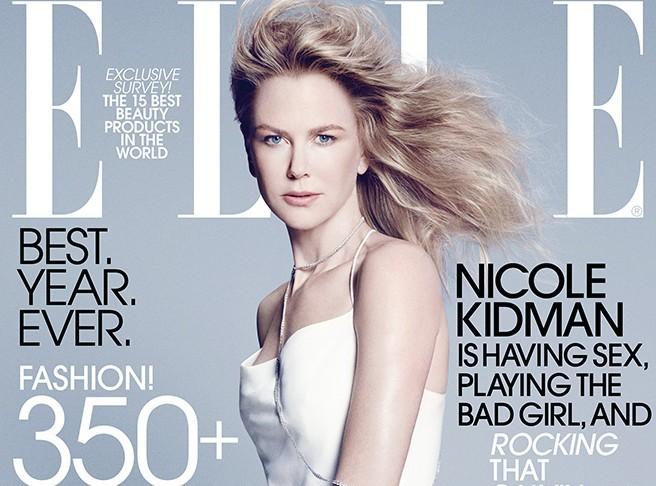 """Nicole Kidman : """"j'aime me marier et apprendre à connaître la personne ensuite"""" !"""
