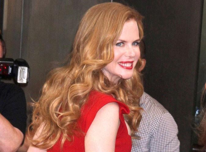 Nicole Kidman : la flamboyante actrice est devenue aussi blonde que Paris Hilton !