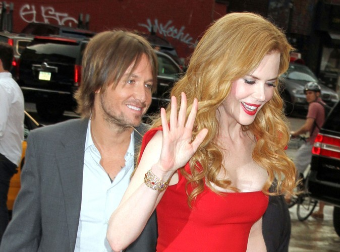 Nicole Kidman : son mari Keith Urban aurait agressé un photographe !