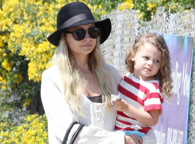 """Nicole Richie : elle organise une big """"party"""" pour les 4 ans de sa fille !"""