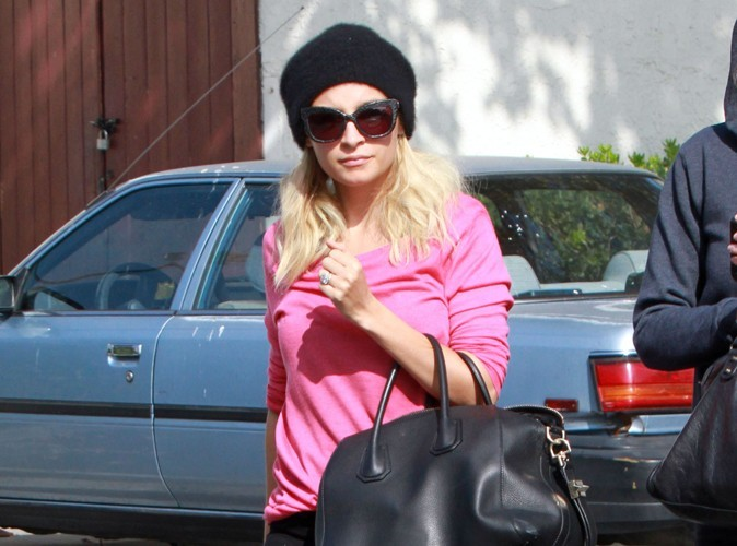 Nicole Richie : même maman, elle ne change pas son style !