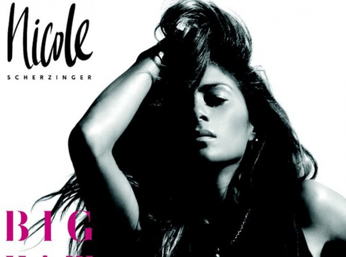 Nicole Scherzinger : captivante sur la pochette de son nouvel album !