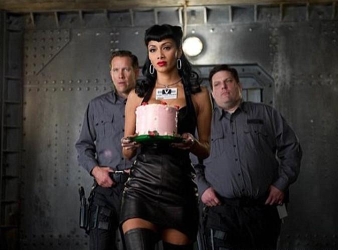 Nicole Scherzinger : découvrez-la dans son costume de méchante dans les nouvelles images de Men in Black !