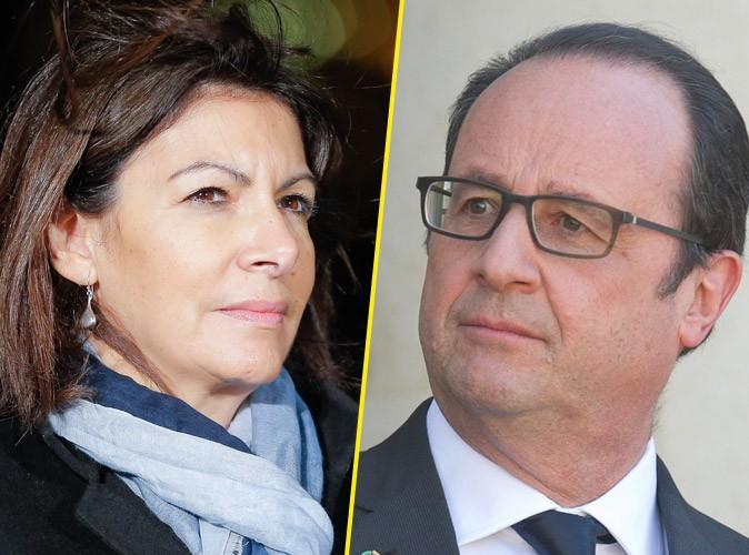 Anne Hidalgo réagit à la rumeur : François Hollande n'est pas le père de son enfant !
