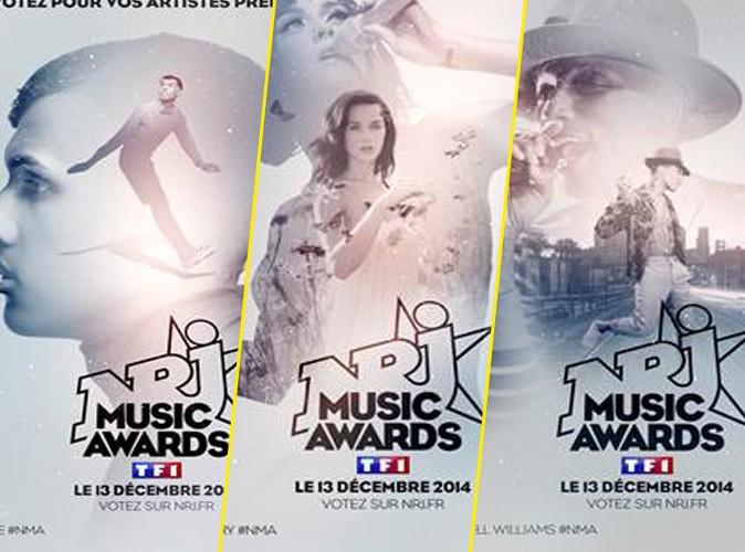 NRJ Music Awards 2014 : la liste des pré-nommés dévoilée... A vous de voter !
