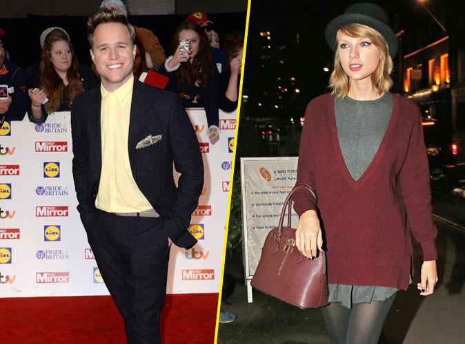Olly Murs : il s'excuse noir sur blanc auprès de Taylor Swift !