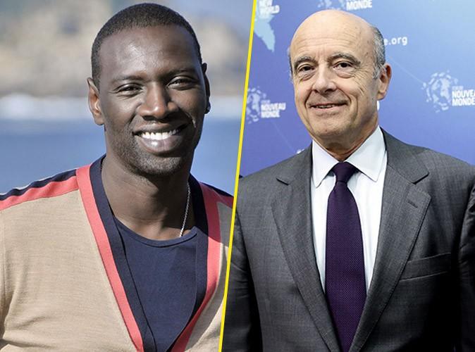 """Omar Sy : sacré """"homme de l'année"""", il rejoint Alain Juppé !"""