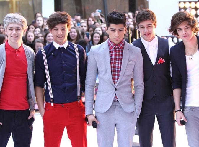 One Direction : forts de leur succès, ils veulent rencontrer la reine d'Angleterre !
