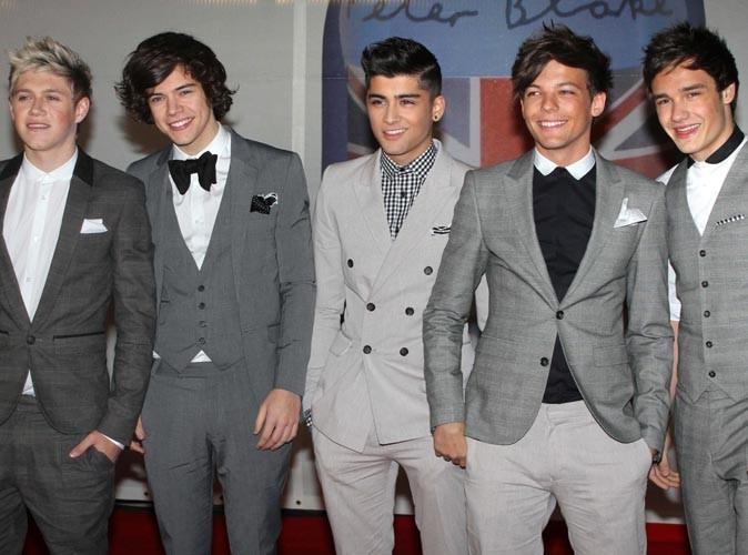 One Direction : le boys band casse tout sur son passage et se fait gronder !