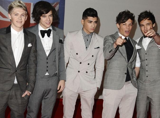 One Direction : numéro 1 des charts américains,  ils entrent dans l'histoire !