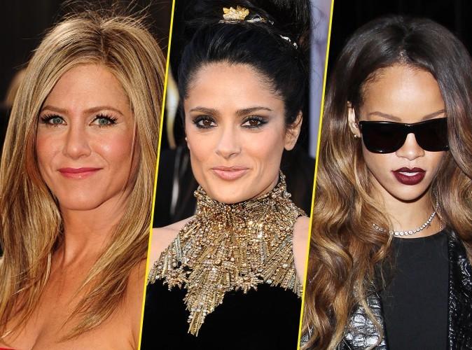 Oscars 2013 : Jennifer Aniston, Salma Hayek, Rihanna : découvrez les pires vannes sur les stars du présentateur Seth MacFarlane pendant la cérémonie !