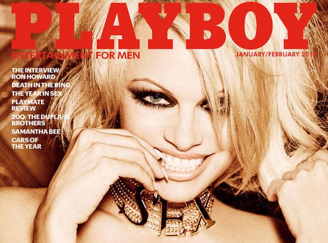 Pamela Anderson, dernière femme nue pour Playboy !