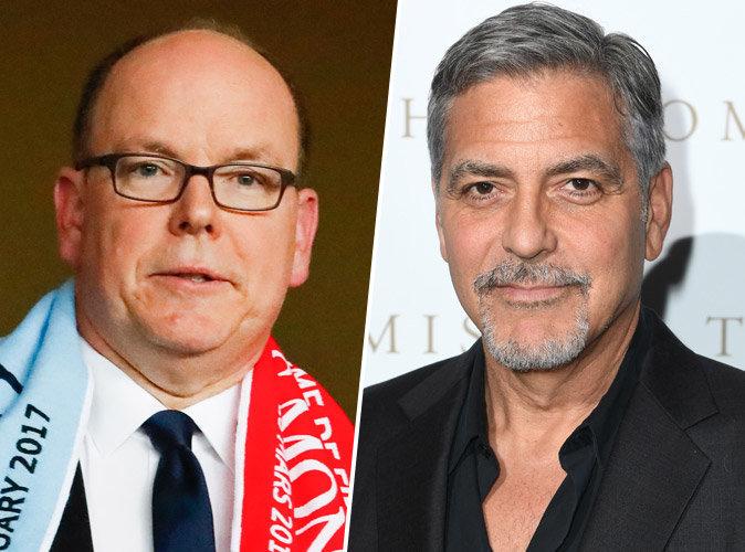 Papa de jumeaux après 50 ans : Albert de Monaco a des conseils pour George Clooney