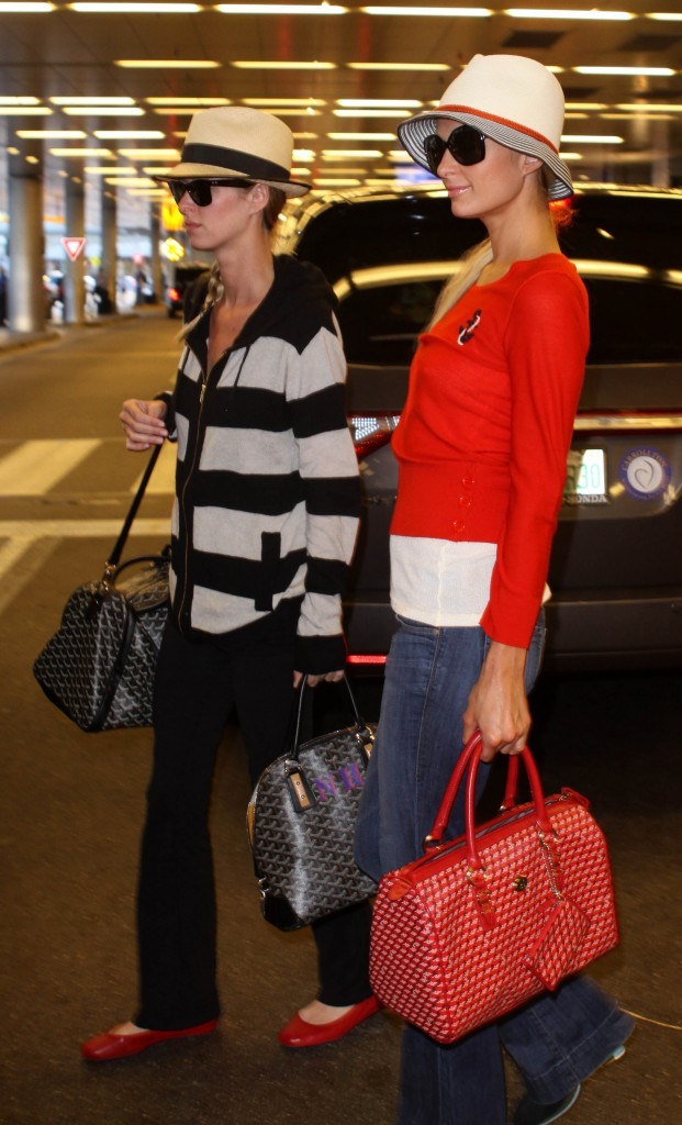 Les soeurs Hilton débarquent à Miami !