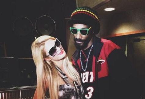 Paris Hilton : bientôt un duo avec Snoop Dogg?