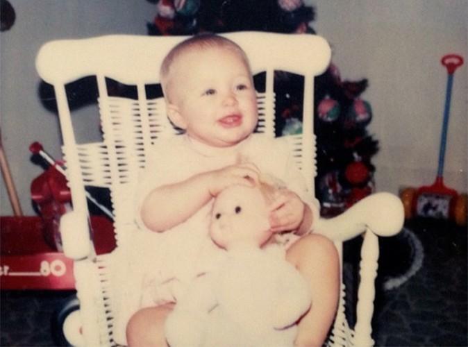 Paris Hilton : découvrez-la bébé !
