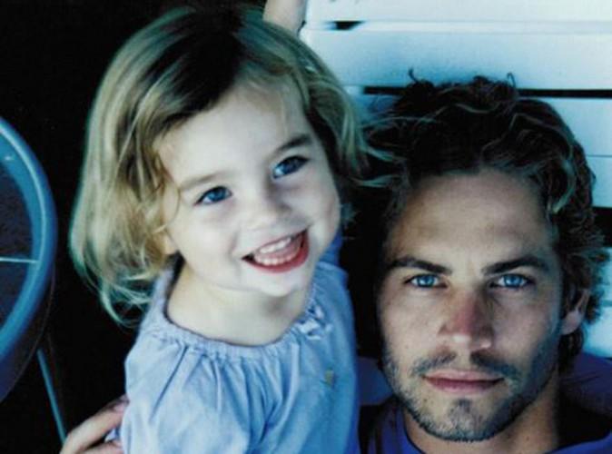 Paul Walker : d�couvrez l'incroyable hommage de sa fille !