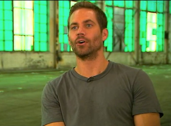 Paul Walker : six mois avant sa mort, il donnait sa derni�re interview fran�aise !