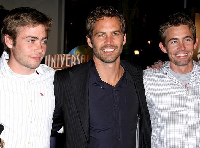 """Paul Walker : Universal fait appel à ses frères pour boucler le tournage de """"Fast & Furious 7"""""""