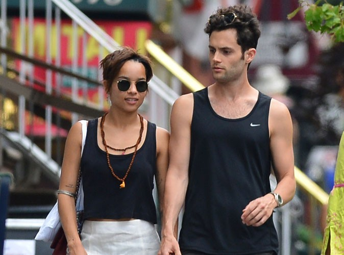 Penn Badgley : le lonely boy de Gossip Girl aurait rompu avec Zoe Kravitz !