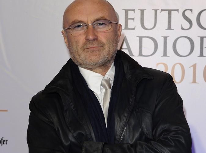 Phil Collins ne prend pas sa retraite, il a changé d'avis !