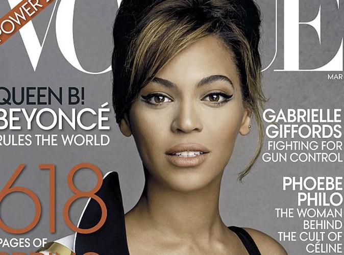 Photo : Beyoncé : en couverture de Vogue, trop parfaite pour être vraie ?