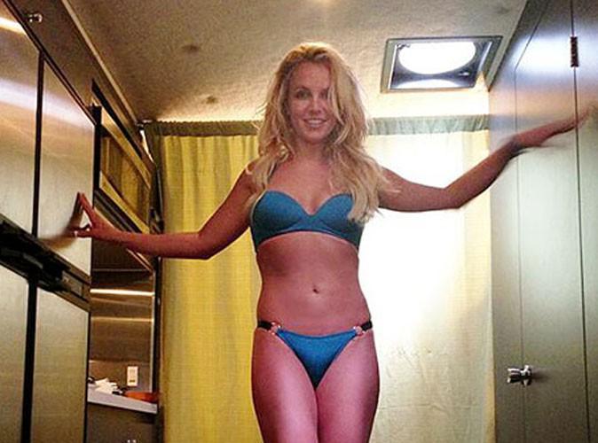 Photo : Britney Spears pose en maillot de bain pour faire taire les critiques !