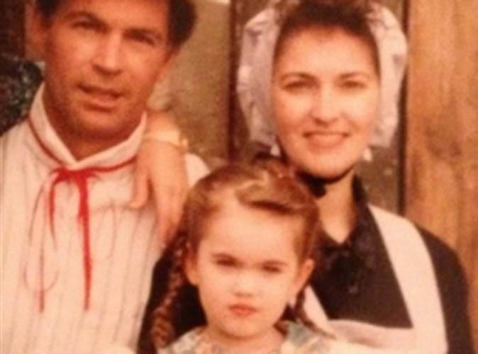 Photo : Megan Fox vous présente ses parents !