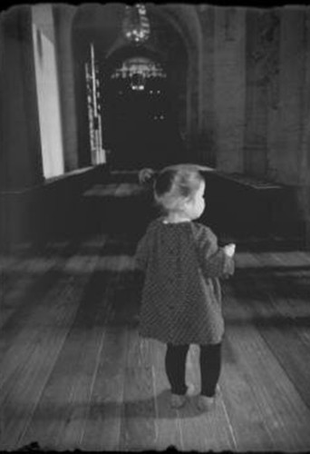 Saurez-vous reconnaitre cette petite fille ?