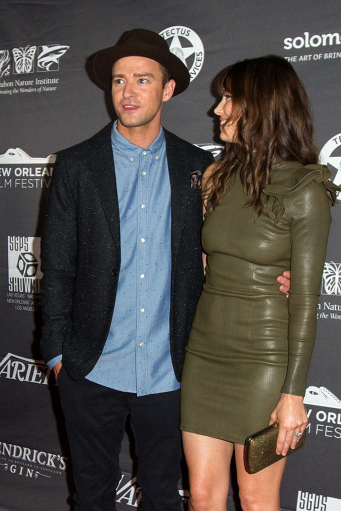 Photos : Justin Timberlake et Jessica Biel : sont-ils les nouveaux Jay-Z et Beyoncé ?