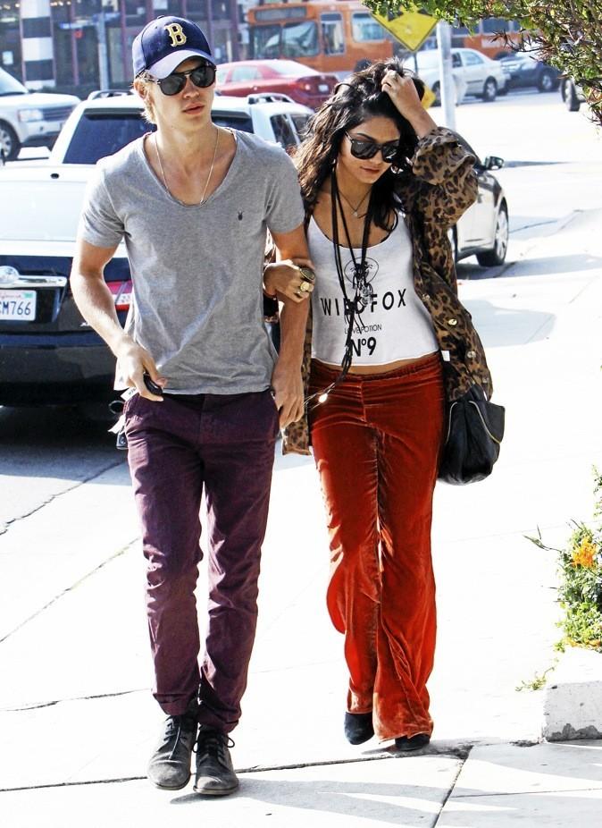 Vanessa Hudgens et Austin Butler = 3 ans de différence!