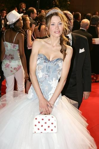 En 2005 au Festival de Cannes