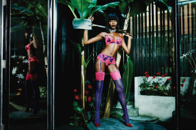 Photos: Naomi Campbell : 45 ans et toujours bankable !